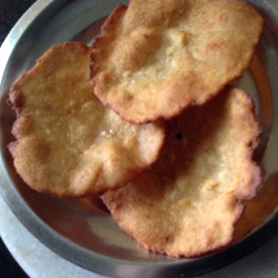 Gharghe - Pumpkin poori - Ready to eat