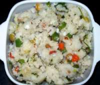 vegetable rava Upma - Uppit