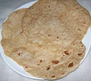 Chapati - Chapatti - Chapathi- Indian flat bread
