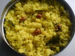 lemon lime poha