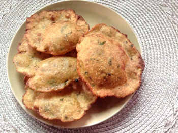 Ready aloo puri - potato poori
