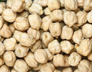 white chickpeas - Garbanzo beans - kabuli chana